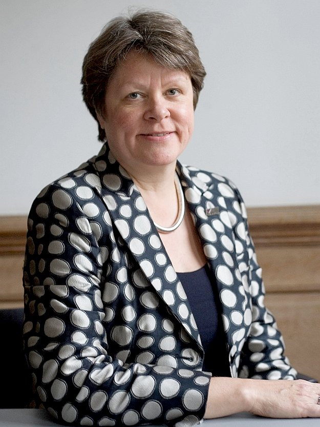 Julia King the Baroness Brown of Cambridge