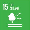 Biodiversity conserving life on land SDG 15