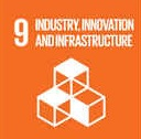 Innovation in industry and sustainable infrastructure SDG 9