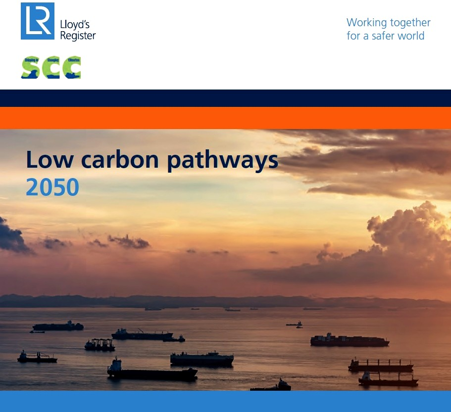 Lloyds's Register of shipping low carbon pathway 2050
